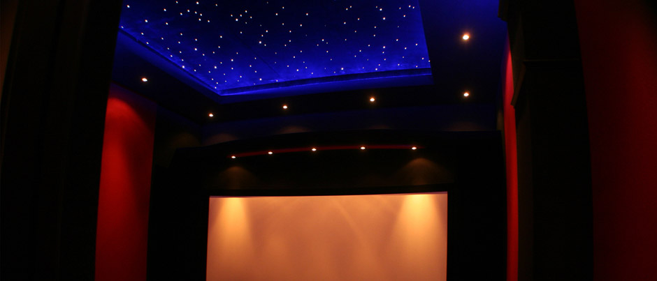 Lighted star ceiling panels downmodernhome galaxy twilight star ceiling mozeypictures Images